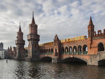Oberbaumbrücke - Berlin