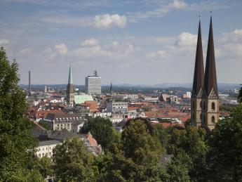 Innenstadt - Bielefeld