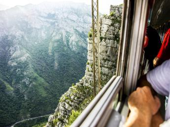 Moraca Canyon - Montenegro