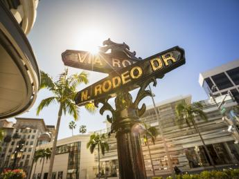 Rodeo Drive - Beverly Hills