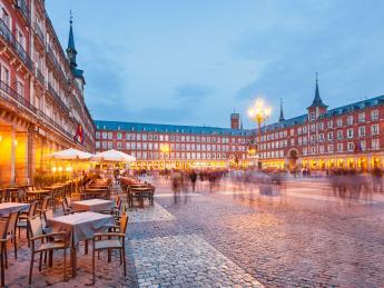 Plaza Mayor Madrid - Madrid