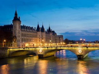 Palais de la Cité - Paris