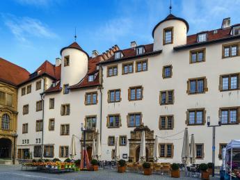 Alte Kanzlei - Stuttgart