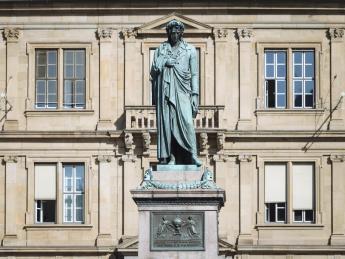 Schillerdenkmal - Stuttgart