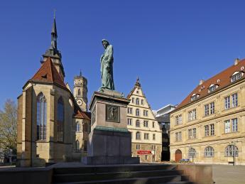 Schillerplatz - Stuttgart