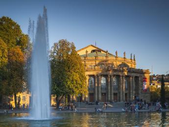 Staatstheater - Stuttgart