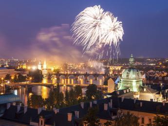 Silvester in Prag - Prag