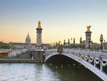 Alexanderbrücke - Paris