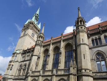 Rathaus - Braunschweig