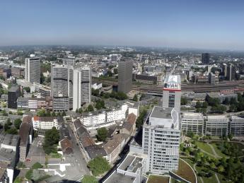 Panorama Essen - Essen