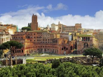 Trajansmärkte - Rom