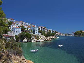 Skiathos, Skopelos & Skyros