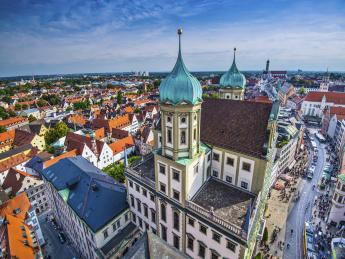 Rathaus - Augsburg