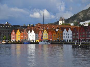 Hanseviertel Bryggen - Bergen