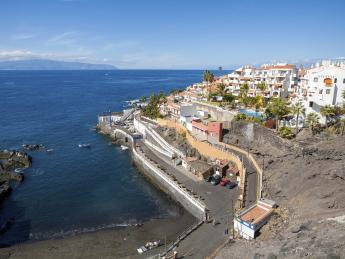 Hafen - Puerto Santiago (Los Gigantes)