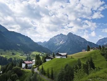 Vorarlberg - Kleinwalsertal