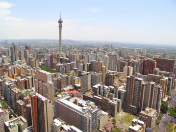 Panorama Johannesburg - Johannesburg