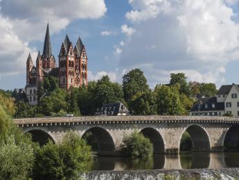 Dom zu Limburg - Limburg an der Lahn