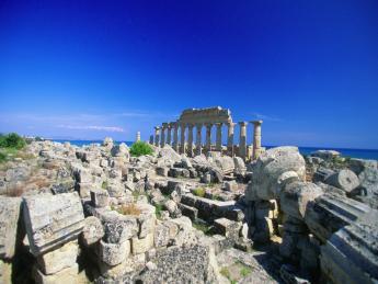 Akropolis von Selinunt - Trapani
