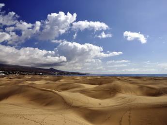 Dünen von Maspalomas - Sonnenland (Maspalomas)