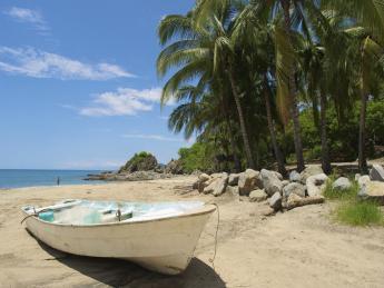 Mexiko: Pazifikküste