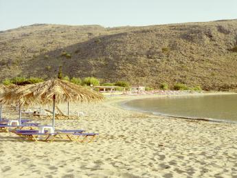 Kalivaki Beach - Georgioupolis