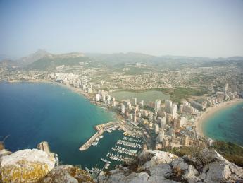 1133+Spanien+Costa_Blanca+Alicante+Panorama_Alicante+TS_179490025