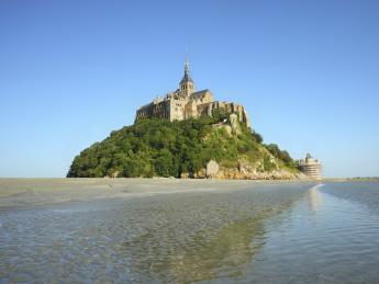 Mont-Saint-Michel - Le Mont-Saint-Michel