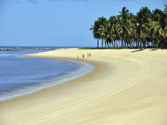 Praia do Gunga - Maceio