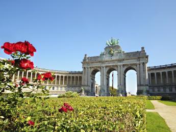 7168+Belgien+Brüssel+Triumphbogen,_Jubelpark+TS_179003537