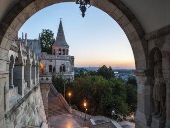 Fischerbastei - Budapest