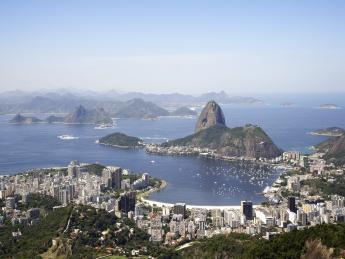Guanabara-Bucht - Rio De Janeiro