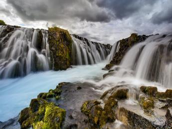 Wasserfälle Reykjavik - Reykjavik