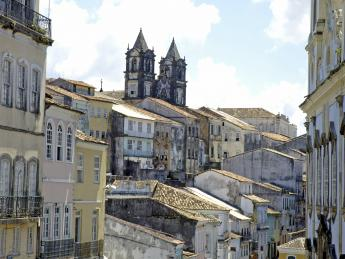 Altstadt - Salvador Da Bahia
