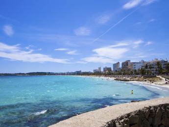 330+Spanien+Mallorca+Cala_Millor+Bucht_Cala_Millor