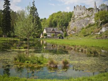 Schloss Montaigle - Onhaye