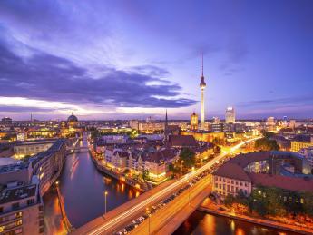 Berlin bei Nacht - Berlin