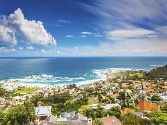 Küste von Kapstadt - Kapstadt