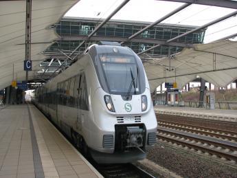 Flughafenbahnhof - Leipzig/Halle