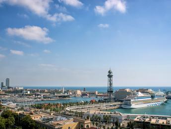 Transbordador Aeri del Port - Barcelona