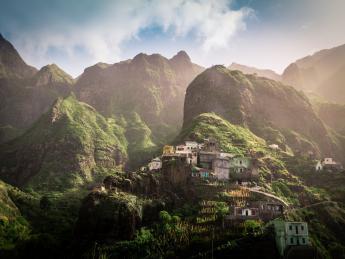 Fontainhas - Kap Verde