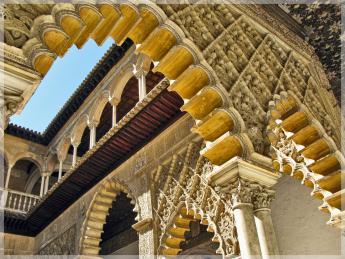 Lebrija-Palast - Sevilla
