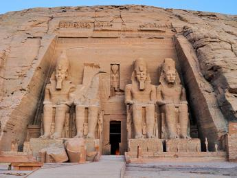 Tempel von Abu Simbel - Abu Simbel