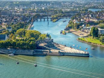 Deutsches Eck - Koblenz