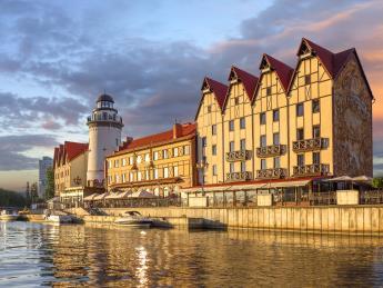Fischdorf - Kaliningrad