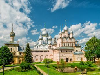 Rostow Kreml - Rostow am Don