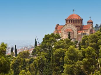 Der heilige Paulus Kirche - Thessaloniki