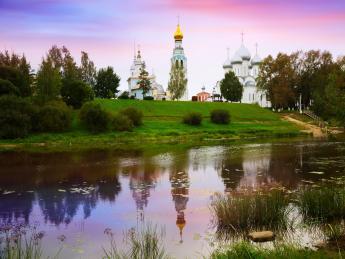 Kreml von Wologda - Wologda