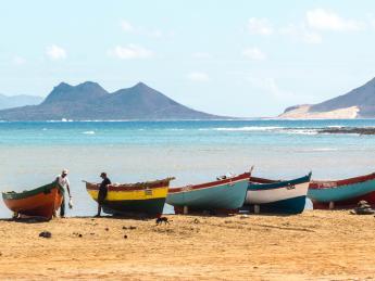 Insel Sao Vicente