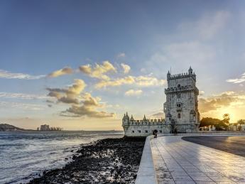 Torre de Belém - Lissabon